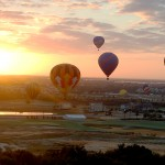Experience Hot Air Balloning in Kissimmee, FL