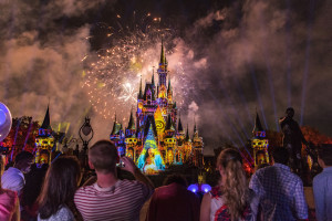 Happily Ever After-Foto Walt Disney World