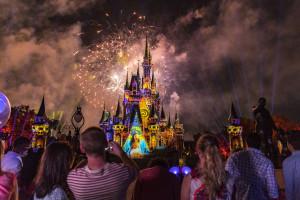 Happily Ever After-Foto Walt Disney World