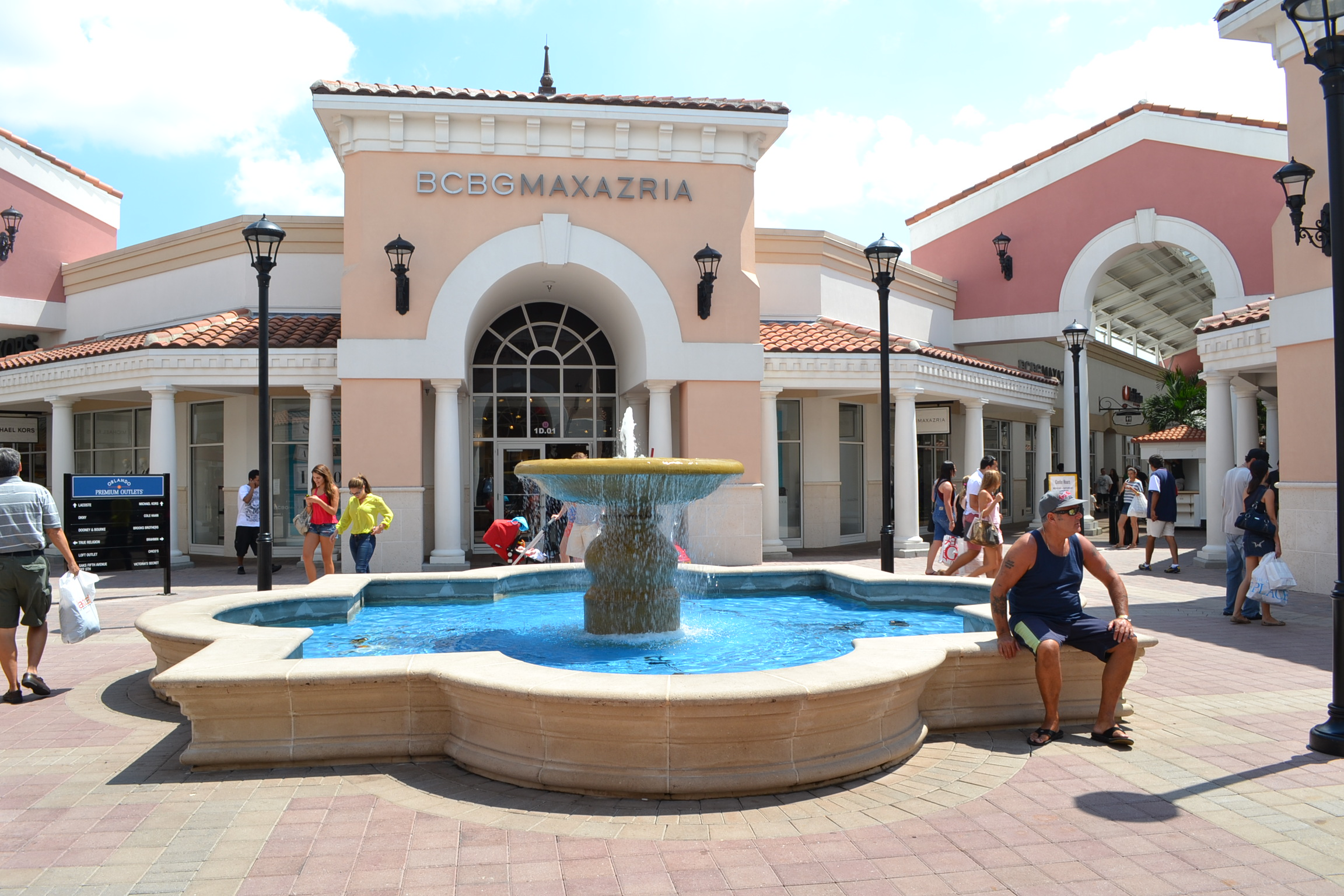 Orlando premium outlets for Outlet casa