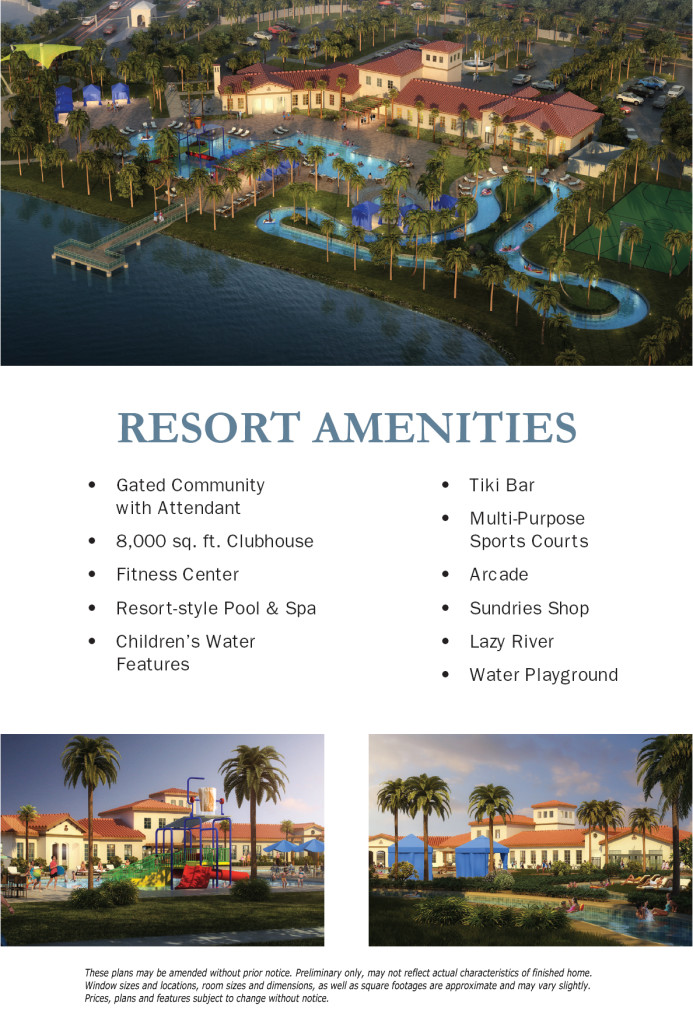 Windsor Resort Amenities