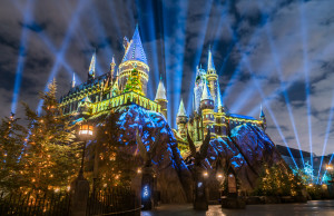 The Magic of Christmas at Hogwarts Castle-Foto Universal Orlando (1)