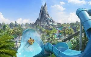 Volcano-Bay-Foto Universal Orlando Resort