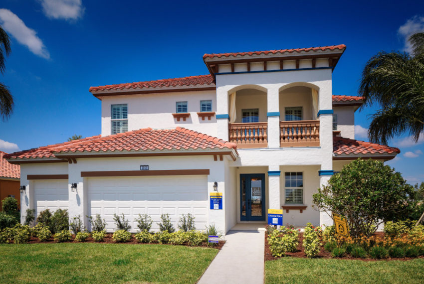 Viva Orlando homes in Davenport